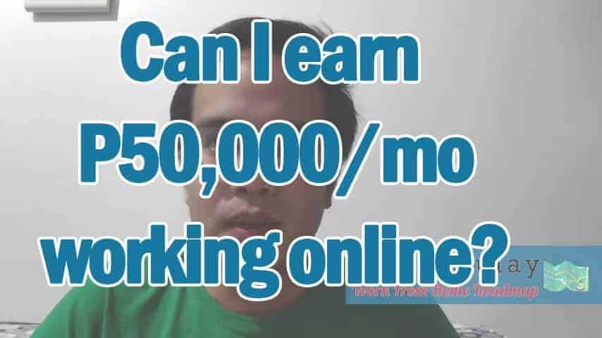 earn working online