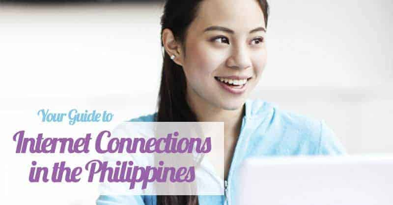 internet connections in the philippines guide