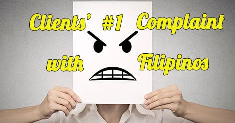clients complaint filipinos
