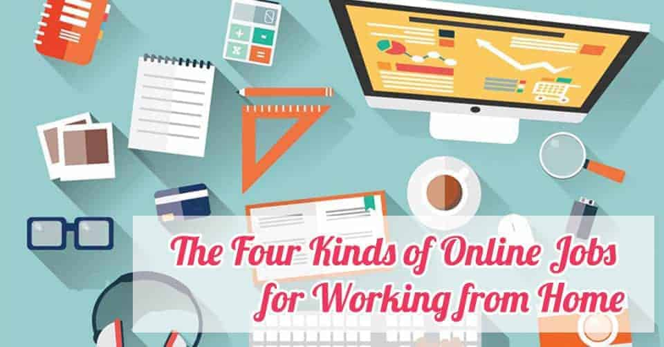 The 4 Work from Home Jobs/Career Paths | Work From Home Roadmap
