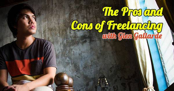 pros and cons freelancing