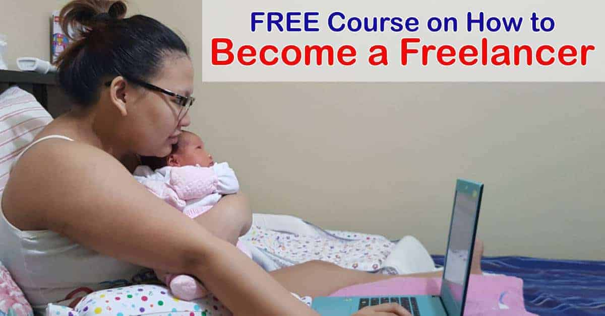 Over 1 Million Filipinos are working from home as freelancers and virtual assistants. Learn HOW to start in this FREE Course.