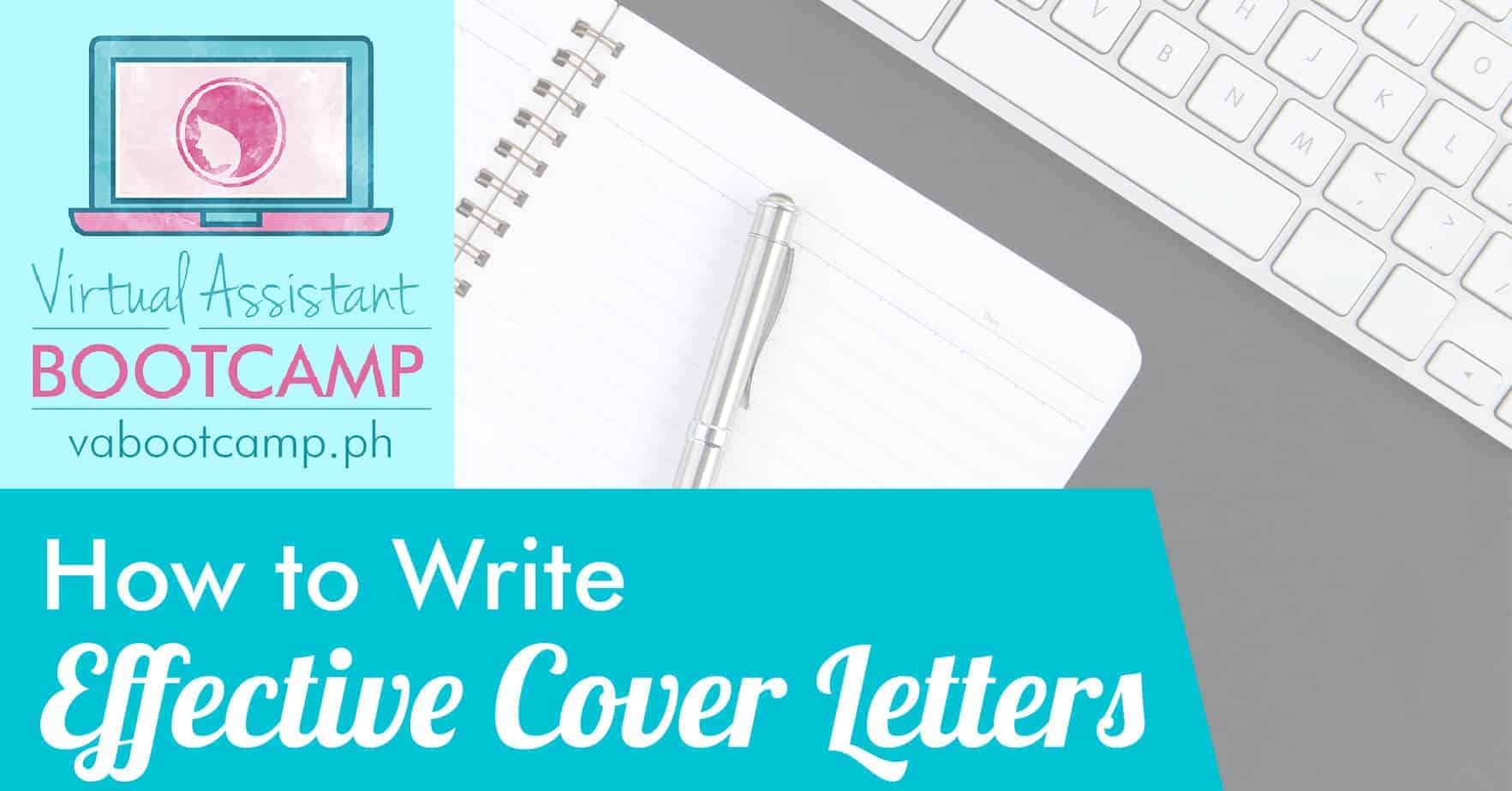write effective cover letters