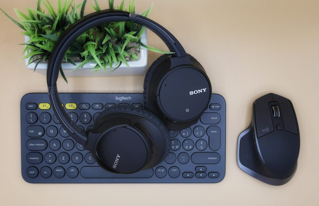 Bluetooth Keyboards and Mice